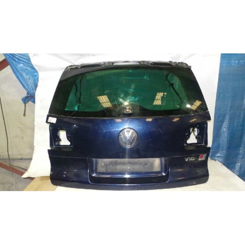 Portón trasero de Volkswagen (7LA 7L6 7L7) Año: 2002