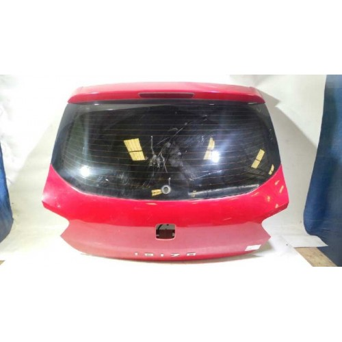 Portón trasero de Seat Ibiza V (6P1) Año: 2015 6J4827024